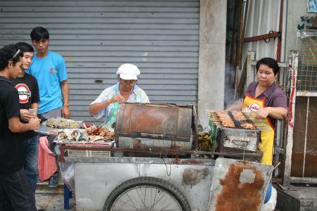 Bangkok breakfast