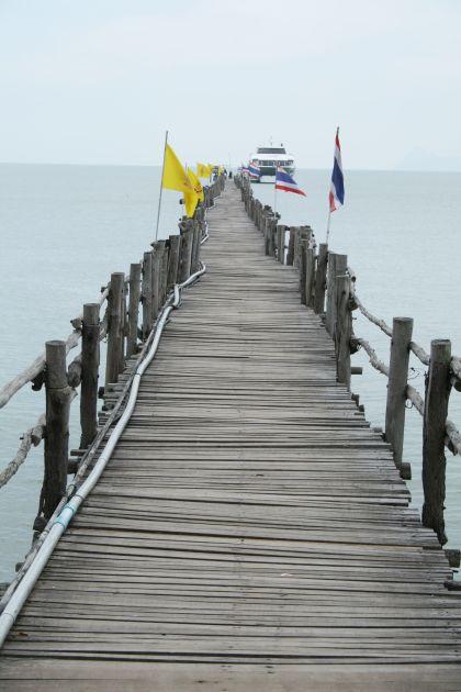 catamaran Koh Tao