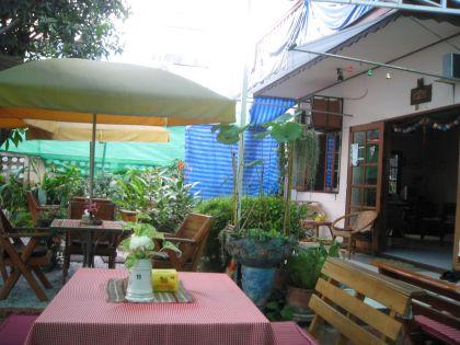 Chiangmai garden house