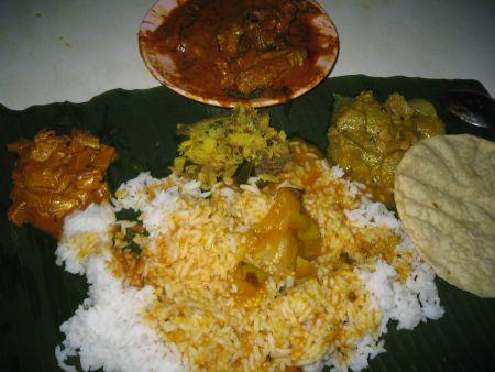 Indian curry penang