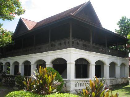 Lama architecture Chiang Mai
