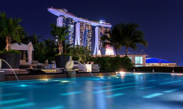 Choosing the best hotels in Asia
