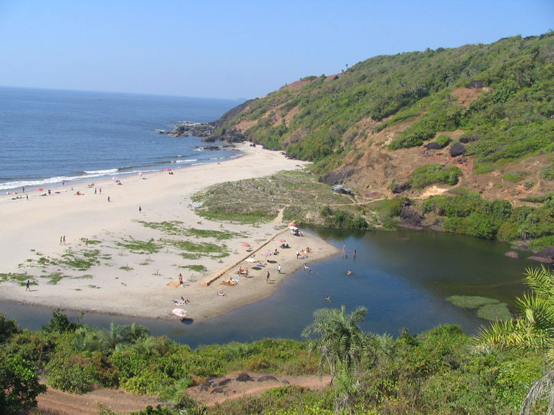 Arambol Beach, Goa India