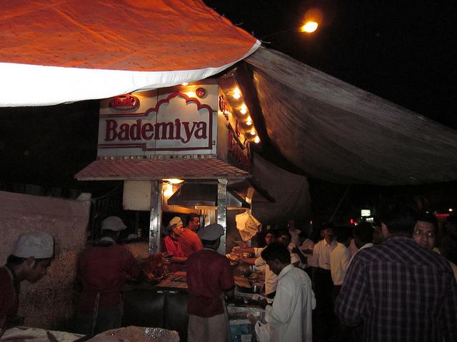 Bademiya Food Cart