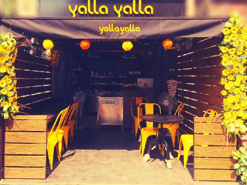 Yalla Yalla Mumbai